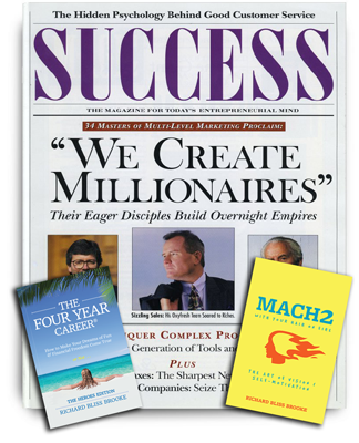 Network Marketing Success Magazine Article